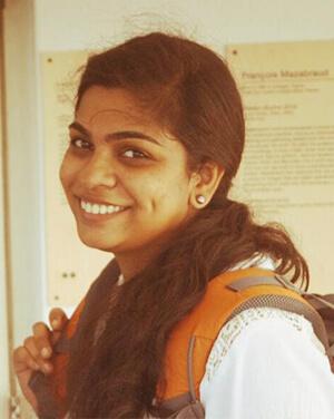 Reshmi Ar